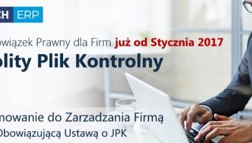 Zmiany w JPK dla dużych przedsiębiorców od nowego roku!