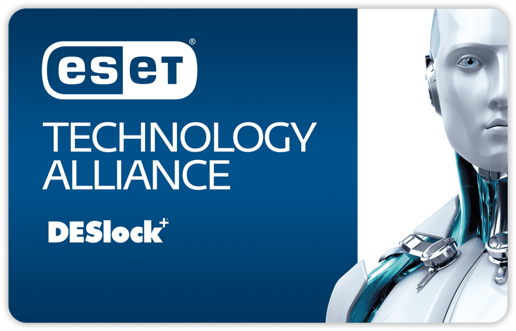 DESlock Eset Technology Alliance